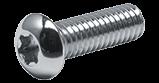 Torx head screw