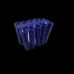 Blue Wall Plugs - 10mm