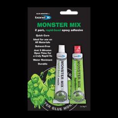 Monster Mix- 2 Part Epoxy Adhesive