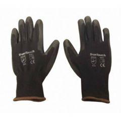 TrueTouch PU Coated Work Glove, Black
