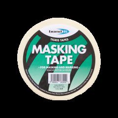 Masking Tape, 25mm, 38mm, 48mm, 75mm
