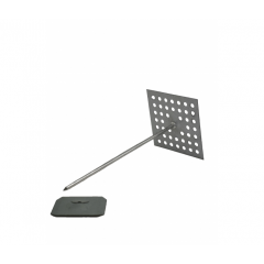 Perforated Base Insulation Pins - Stainless Steel 304