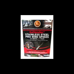 Stainless Steel Pro Bird Spikes 2.5 Metre Pack
