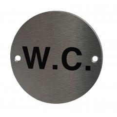 W.C. Door Disc