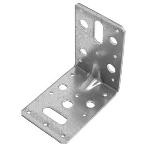 Galvanised Angle Brackets 90mm x 90mm