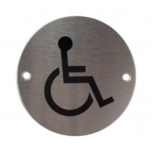 Disabled Badge Door Disc