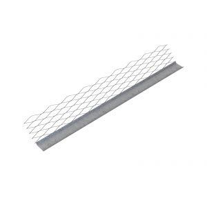 Galvanised External Render Stop(Bell)Bead 2.4 & 3.0m