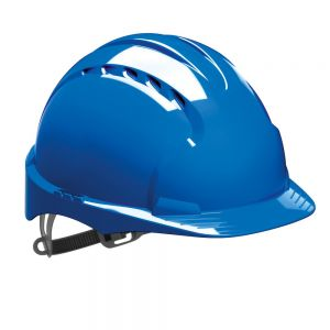JSP Helmet - Blue available in various sizes
