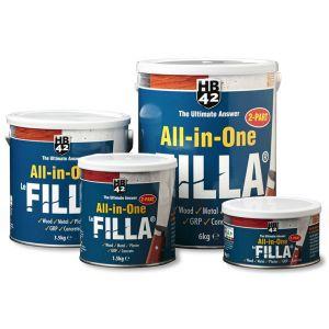 Le Filla - All In One Filler. 500g, 1.5kg, 3.5, 6kg