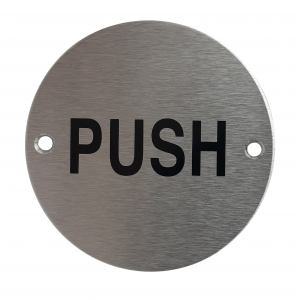 Push Door Disc