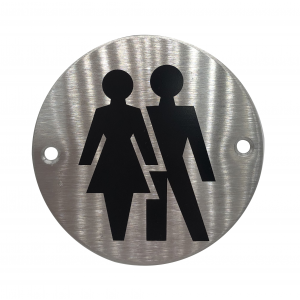 Male and Female Door Disc