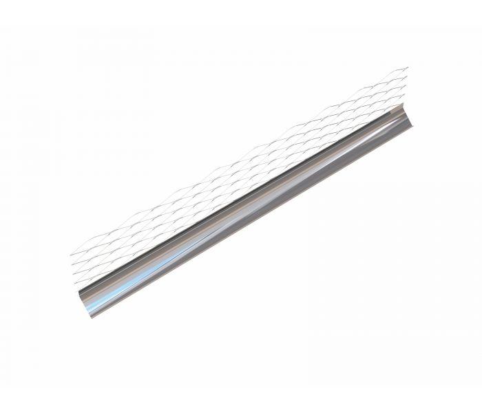 Stainless Steel External Render Stop (Bell) Bead 3.0m