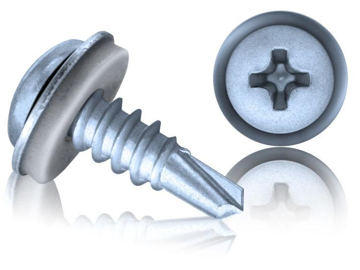 The difference between Phillips and Pozi screw heads