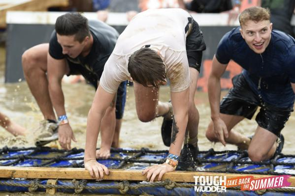 BS Fixings and BS Stainless team survive Tough Mudder challenge