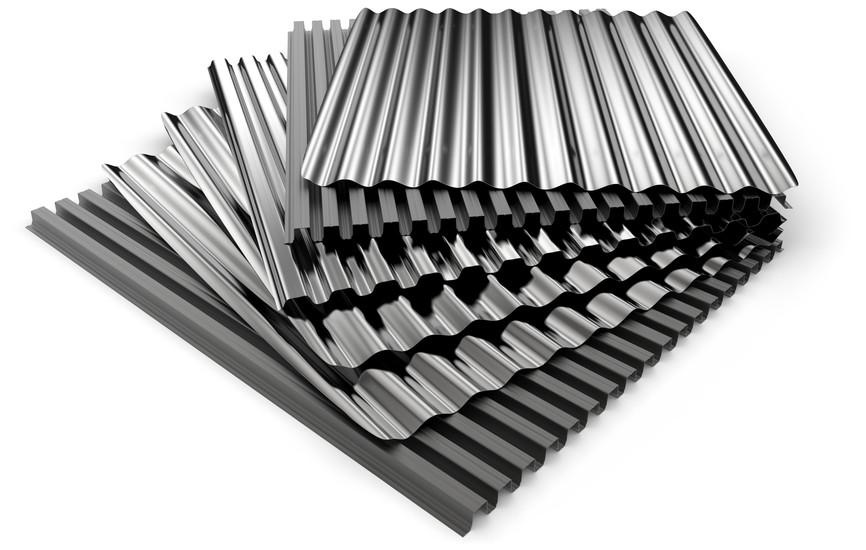 Stainless Steel Sheet - From Roof to Wall