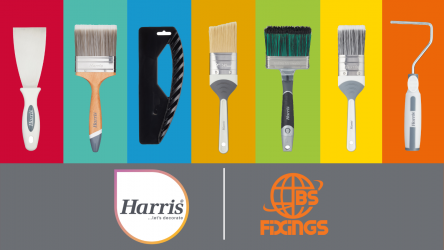 Harris Brand Launches major consumer advertising campaign