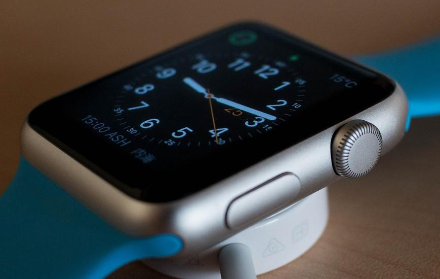 The Stainless Steel Smartwatch by Apple