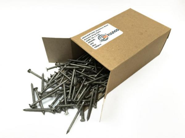 We've Expanded Our Range of Stainless Steel Annular Ring Nails