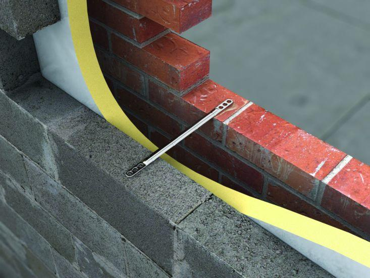 Wall Ties: Product Range Extended