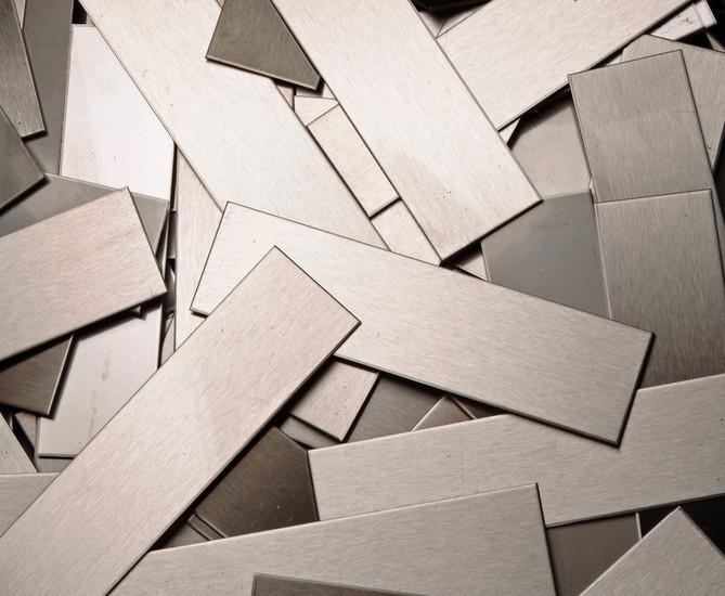 Unmatched Versatility: Precision-Sheared Stainless Steel Blanks