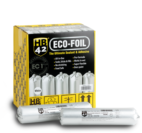 HB42 Eco-Foils: The GREEN Seal of Approval