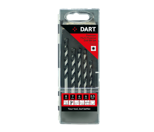 DART Drill Bits - Now in Stock
