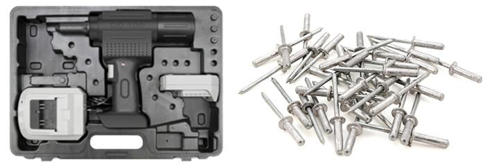 Goebel Rivets: Insulate with Confidence