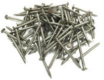 A Portrait of Stainless Steel Nails