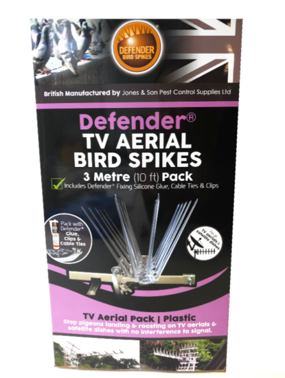 Bird Prevention Spikes: Our Economical Packs