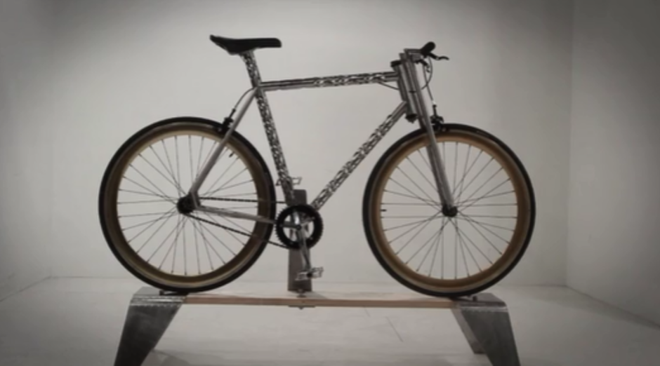 The Future of Welding? 3D Printed Cycle Created