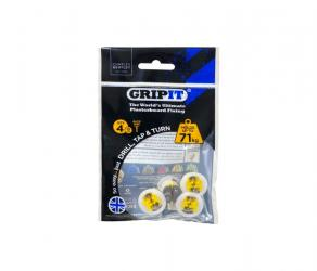 How to fit GripIt Fixings