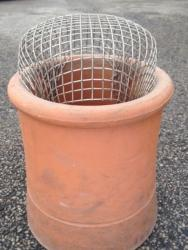 Wire Balloons - Stop Birds nesting in your chimney
