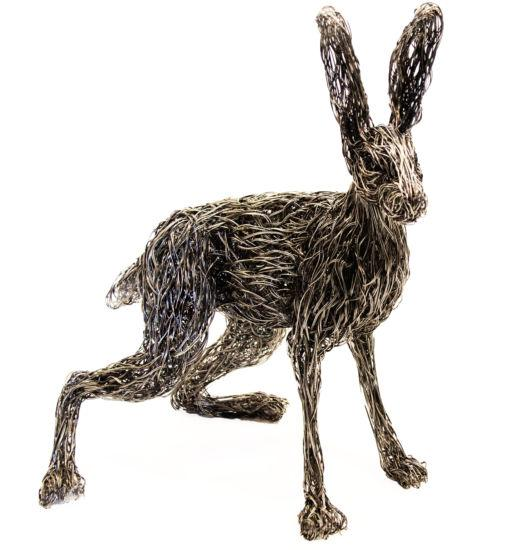 Help, My Wire is Hairy! I Mean my Hare is Wiry!
