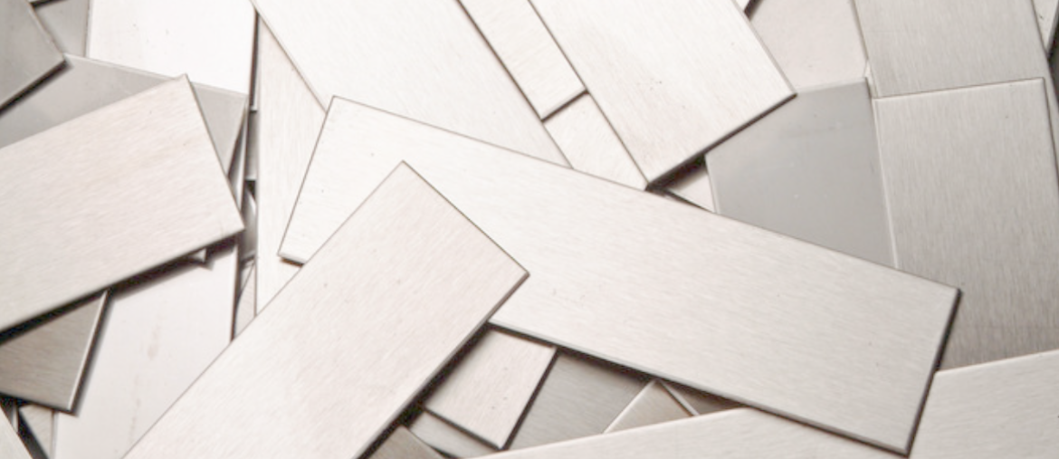 How to get scratches out of stainless steel