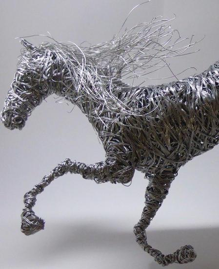 The Art of Wire Sculpture