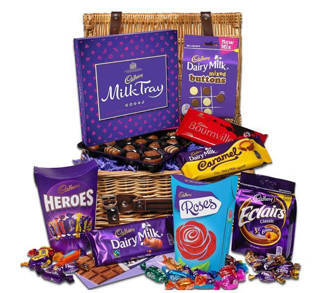 Win a Chocolate Hamper for Your Mum!