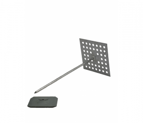 New Product Launch – Stainless Steel Perforated Base Insulation Pins