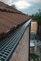 Gutter Guards; a simple solution to gutter problems