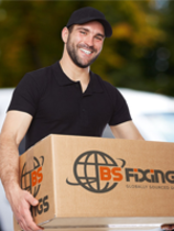 bs fixings delivery